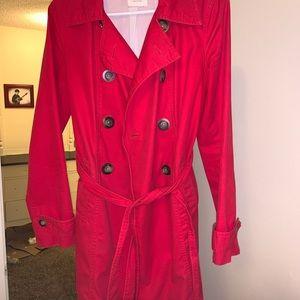 Flattering pea coat